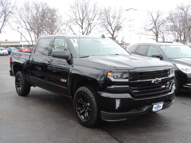 2017 Silverado 1500 Crew Cab 4x4, Pickup #17135 - photo 5