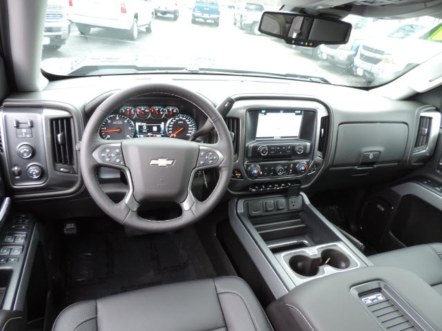 2017 Silverado 1500 Crew Cab 4x4, Pickup #17135 - photo 19