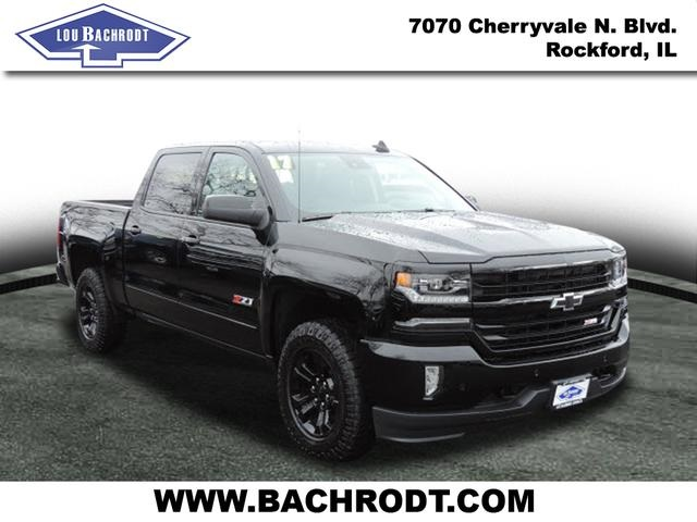 2017 Silverado 1500 Crew Cab 4x4, Pickup #17135 - photo 6