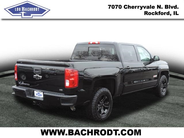 2017 Silverado 1500 Crew Cab 4x4, Pickup #17135 - photo 8