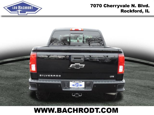 2017 Silverado 1500 Crew Cab 4x4, Pickup #17135 - photo 9