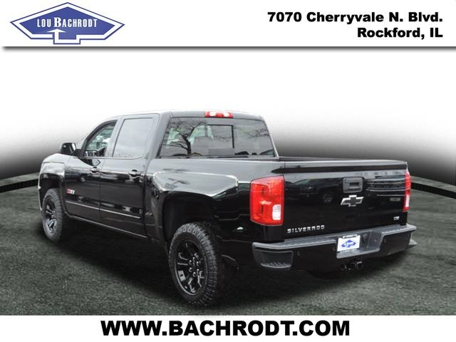 2017 Silverado 1500 Crew Cab 4x4, Pickup #17135 - photo 3