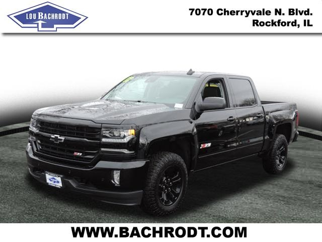 2017 Silverado 1500 Crew Cab 4x4, Pickup #17135 - photo 2