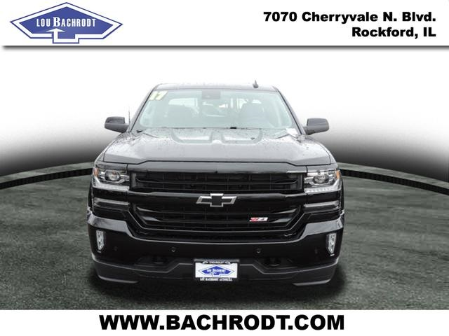 2017 Silverado 1500 Crew Cab 4x4, Pickup #17135 - photo 11