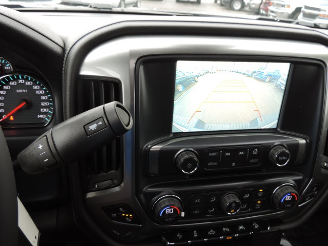 2017 Silverado 1500 Crew Cab 4x4, Pickup #17135 - photo 38