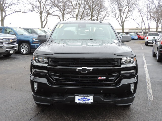 2017 Silverado 1500 Crew Cab 4x4, Pickup #17135 - photo 12