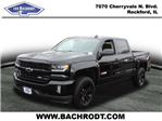 2017 Silverado 1500 Crew Cab 4x4, Pickup #17135 - photo 1
