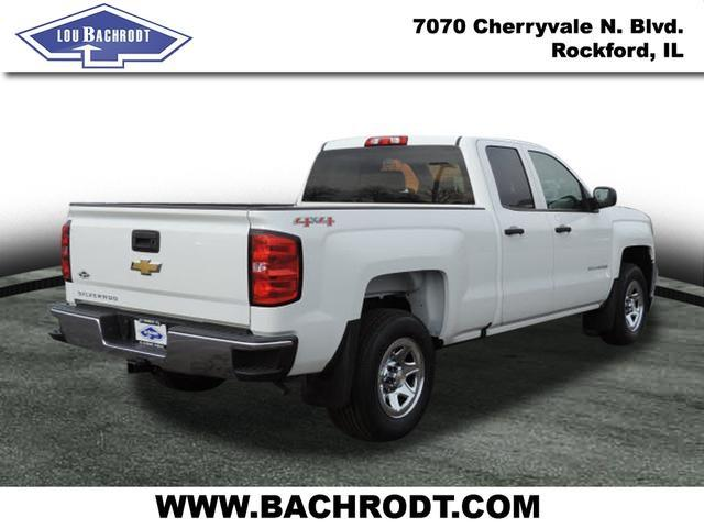 2017 Silverado 1500 Double Cab 4x4, Pickup #17138 - photo 2
