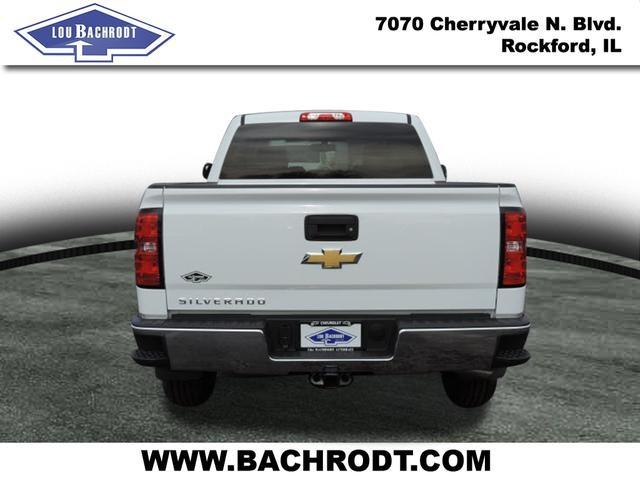 2017 Silverado 1500 Double Cab 4x4, Pickup #17138 - photo 3