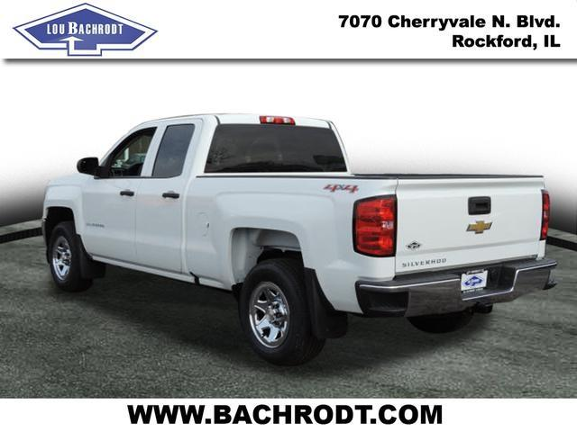 2017 Silverado 1500 Double Cab 4x4, Pickup #17138 - photo 4