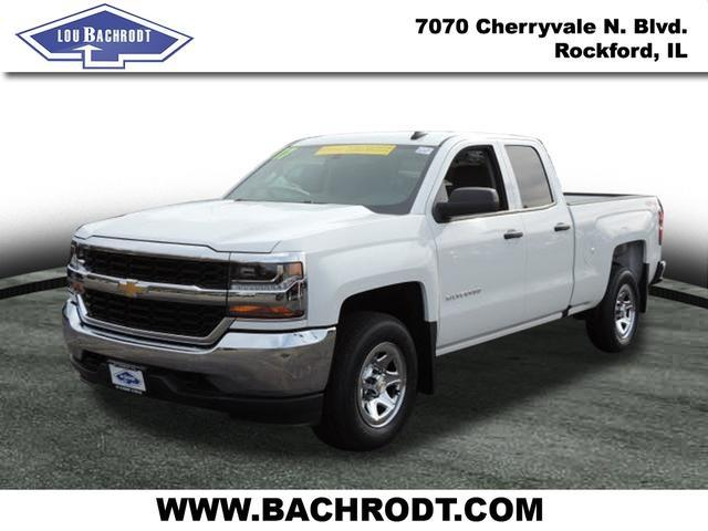 2017 Silverado 1500 Double Cab 4x4, Pickup #17138 - photo 5