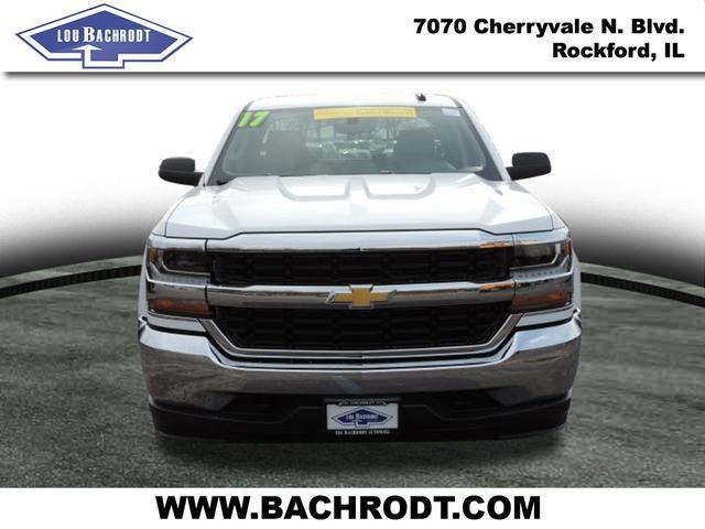 2017 Silverado 1500 Double Cab 4x4, Pickup #17138 - photo 6