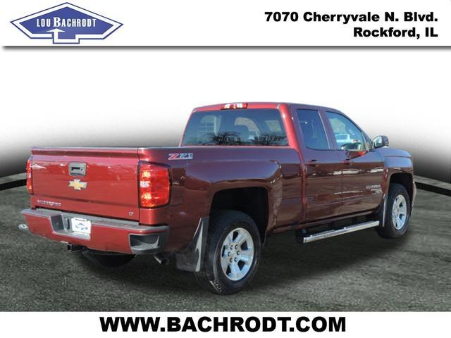 2017 Silverado 1500 Double Cab 4x4, Pickup #17140 - photo 2