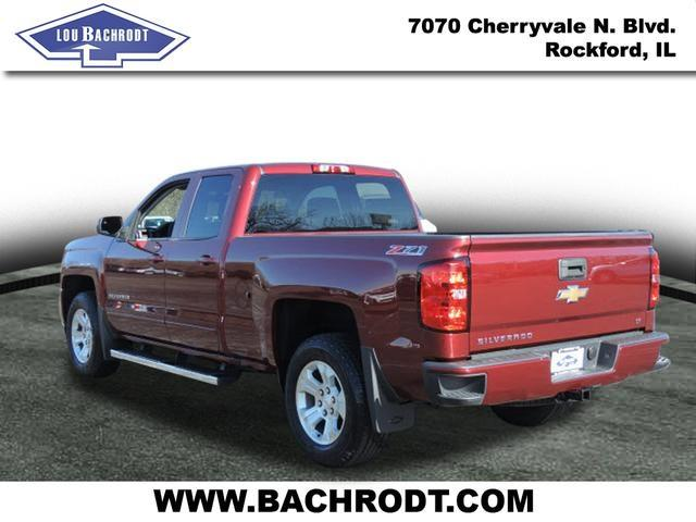 2017 Silverado 1500 Double Cab 4x4, Pickup #17140 - photo 4