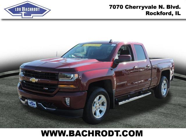 2017 Silverado 1500 Double Cab 4x4, Pickup #17140 - photo 5