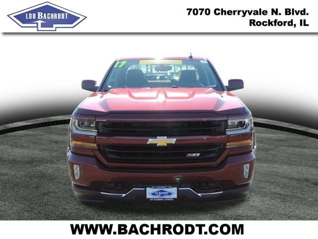 2017 Silverado 1500 Double Cab 4x4, Pickup #17140 - photo 6