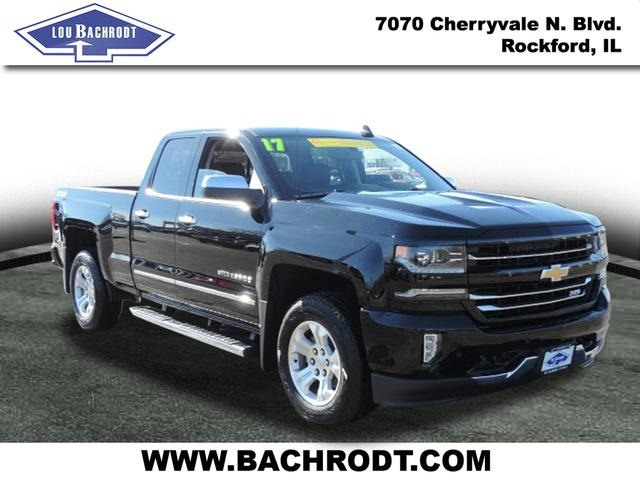 2017 Silverado 1500 Double Cab 4x4, Pickup #17141 - photo 3