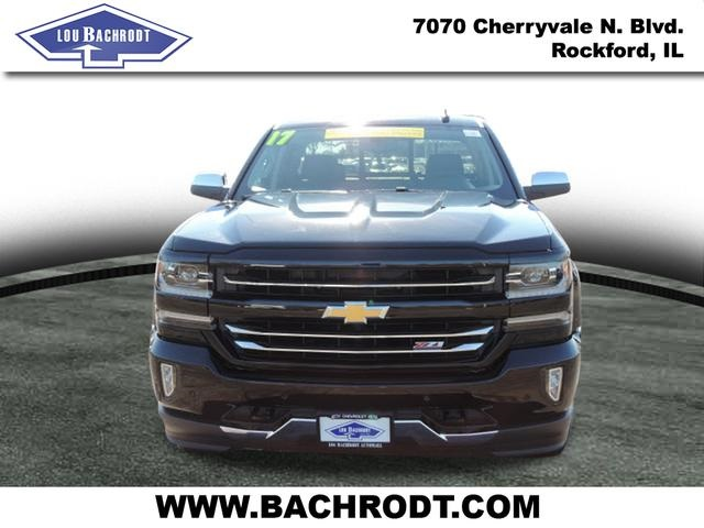 2017 Silverado 1500 Double Cab 4x4, Pickup #17141 - photo 6