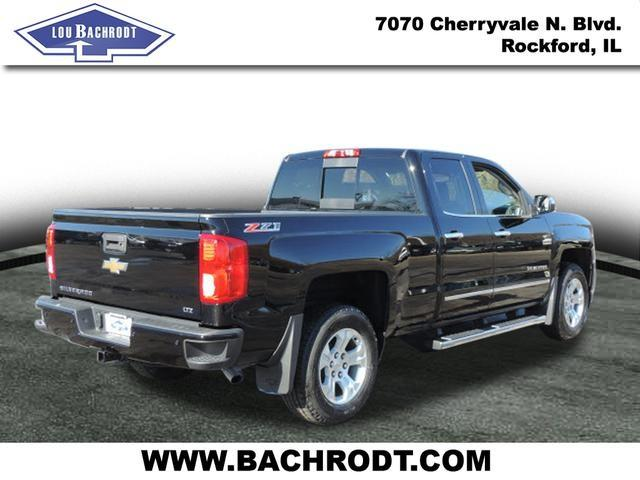 2017 Silverado 1500 Double Cab 4x4, Pickup #17141 - photo 2