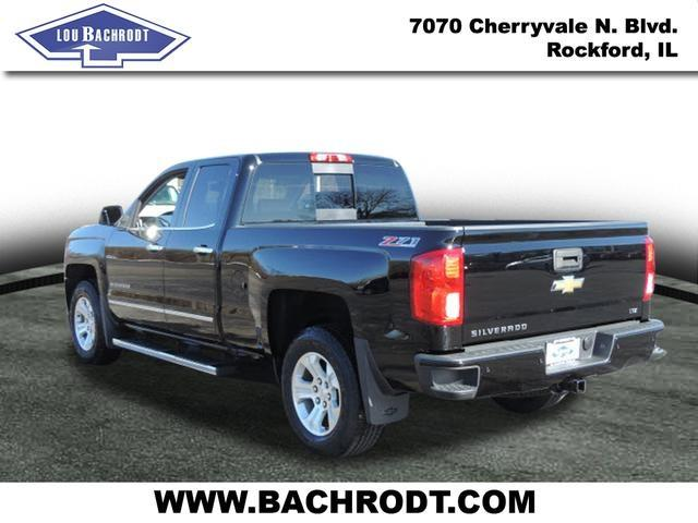 2017 Silverado 1500 Double Cab 4x4, Pickup #17141 - photo 4