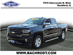 2017 Silverado 1500 Double Cab 4x4, Pickup #17141 - photo 1