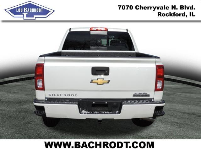 2017 Silverado 1500 Crew Cab 4x4, Pickup #17144 - photo 3