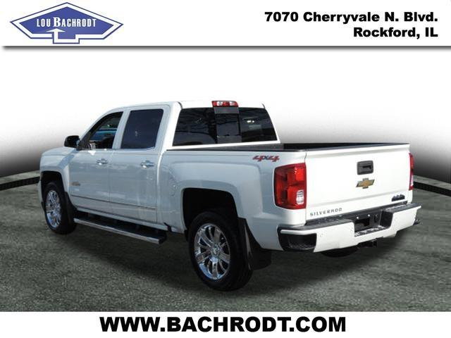 2017 Silverado 1500 Crew Cab 4x4, Pickup #17144 - photo 4