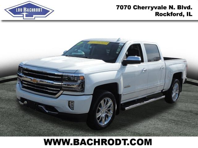 2017 Silverado 1500 Crew Cab 4x4, Pickup #17144 - photo 5