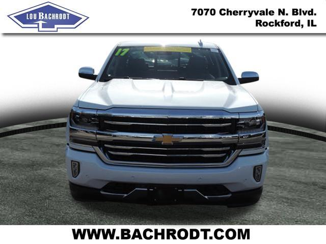 2017 Silverado 1500 Crew Cab 4x4, Pickup #17144 - photo 6