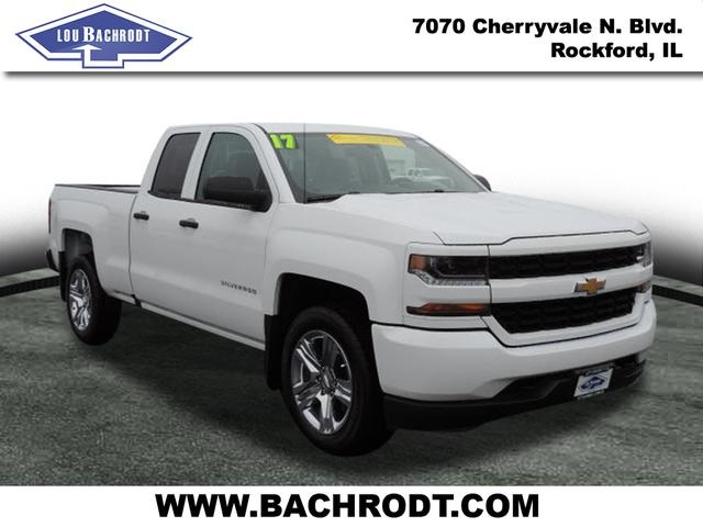 2017 Silverado 1500 Double Cab, Pickup #17145 - photo 3