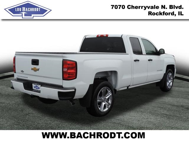 2017 Silverado 1500 Double Cab, Pickup #17145 - photo 4