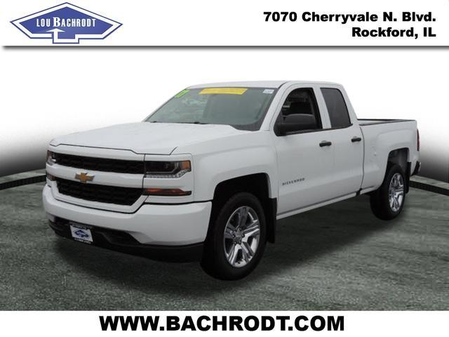 2017 Silverado 1500 Double Cab, Pickup #17145 - photo 5
