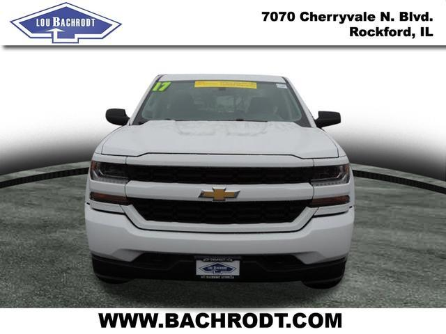 2017 Silverado 1500 Double Cab, Pickup #17145 - photo 6