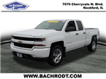 2017 Silverado 1500 Double Cab, Pickup #17145 - photo 1