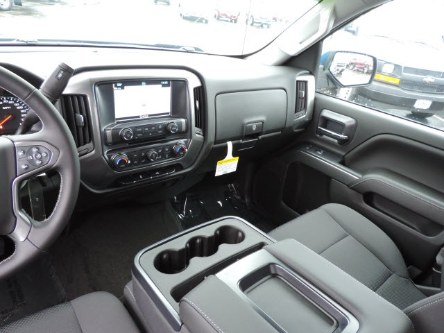 2017 Silverado 1500 Crew Cab 4x4, Pickup #17150 - photo 12