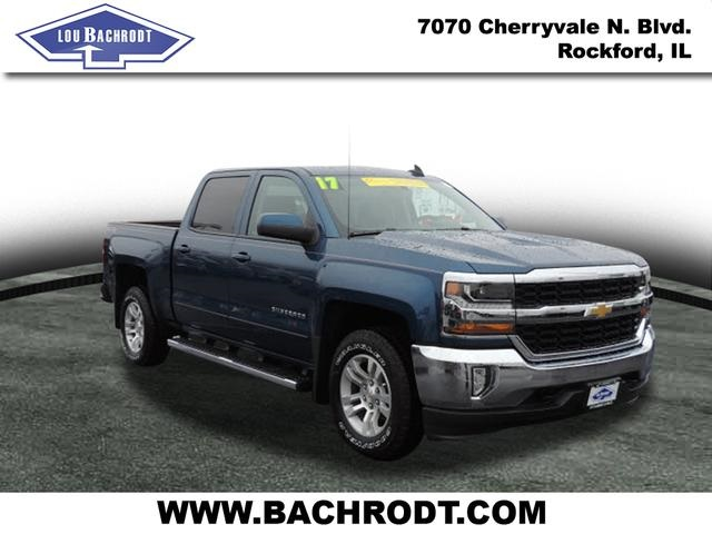 2017 Silverado 1500 Crew Cab 4x4, Pickup #17150 - photo 3