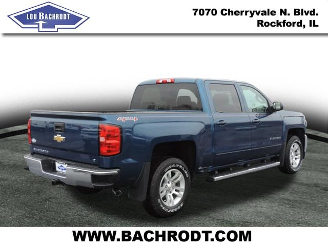 2017 Silverado 1500 Crew Cab 4x4, Pickup #17150 - photo 4