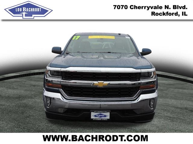 2017 Silverado 1500 Crew Cab 4x4, Pickup #17150 - photo 7
