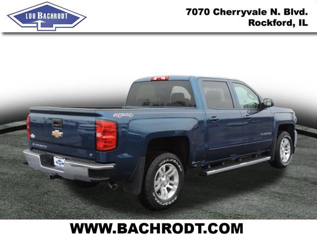 2017 Silverado 1500 Crew Cab 4x4, Pickup #17150 - photo 2