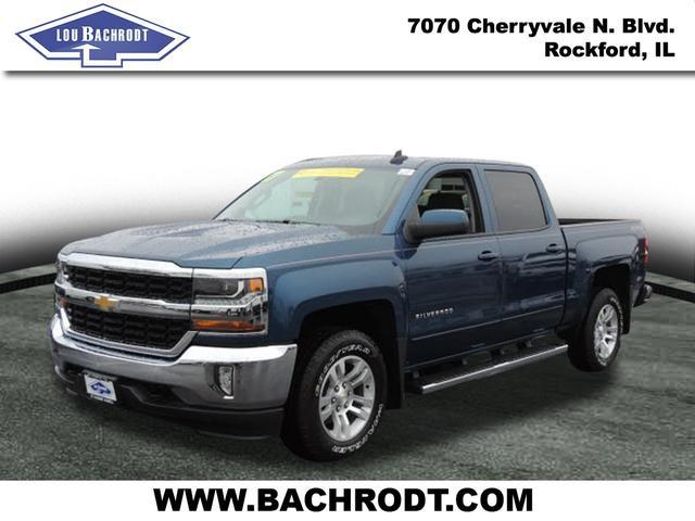 2017 Silverado 1500 Crew Cab 4x4, Pickup #17150 - photo 5