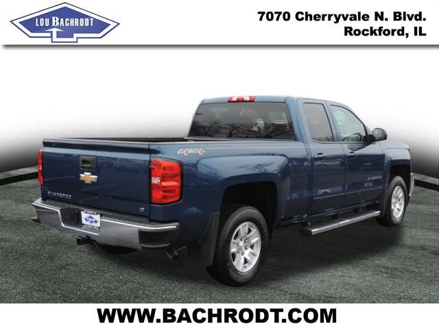 2017 Silverado 1500 Double Cab 4x4, Pickup #17151 - photo 2