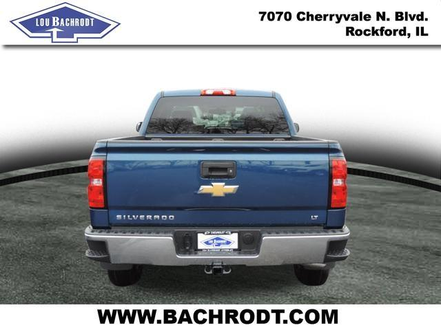 2017 Silverado 1500 Double Cab 4x4, Pickup #17151 - photo 3