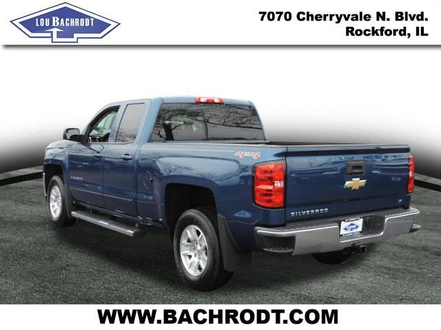 2017 Silverado 1500 Double Cab 4x4, Pickup #17151 - photo 4