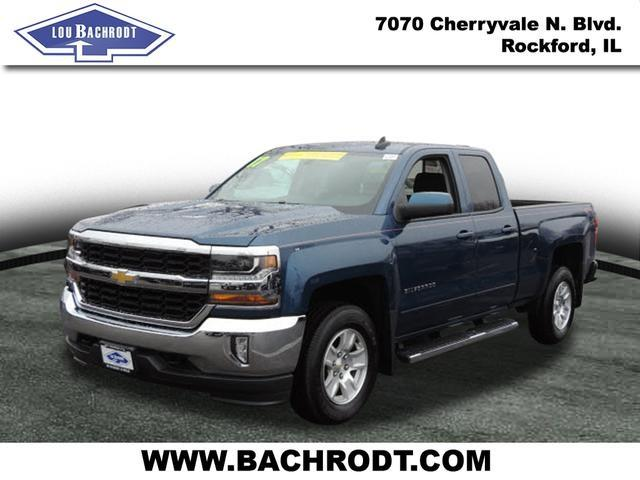 2017 Silverado 1500 Double Cab 4x4, Pickup #17151 - photo 5
