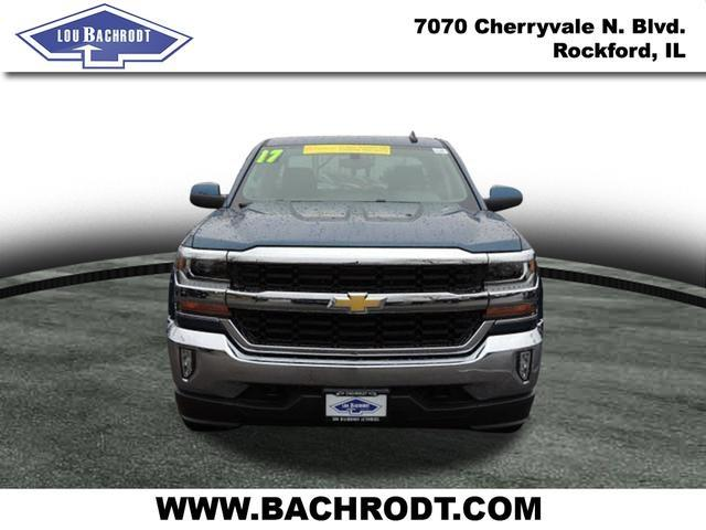 2017 Silverado 1500 Double Cab 4x4, Pickup #17151 - photo 6