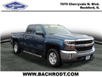 2017 Silverado 1500 Double Cab 4x4, Pickup #17151 - photo 1