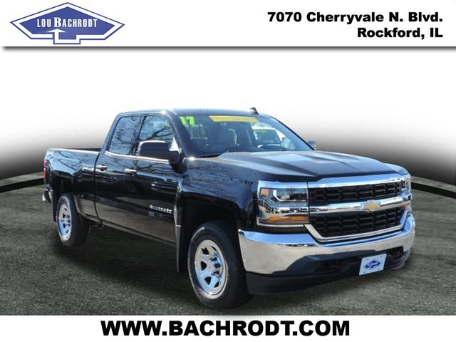 2017 Silverado 1500 Double Cab 4x4 Pickup #17153 - photo 3