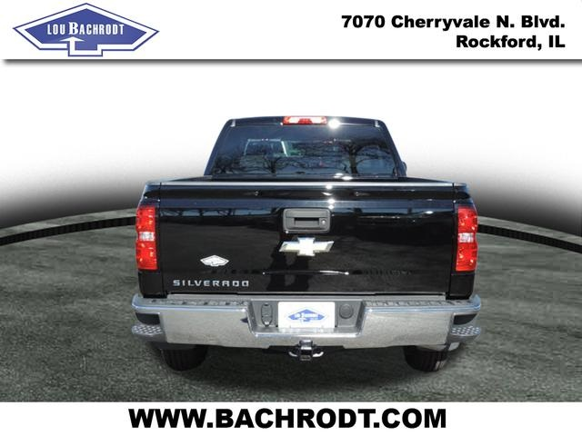 2017 Silverado 1500 Double Cab 4x4 Pickup #17153 - photo 5