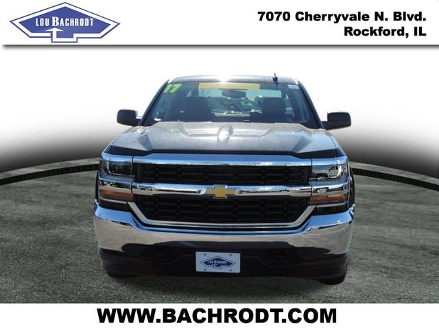 2017 Silverado 1500 Double Cab 4x4 Pickup #17153 - photo 6