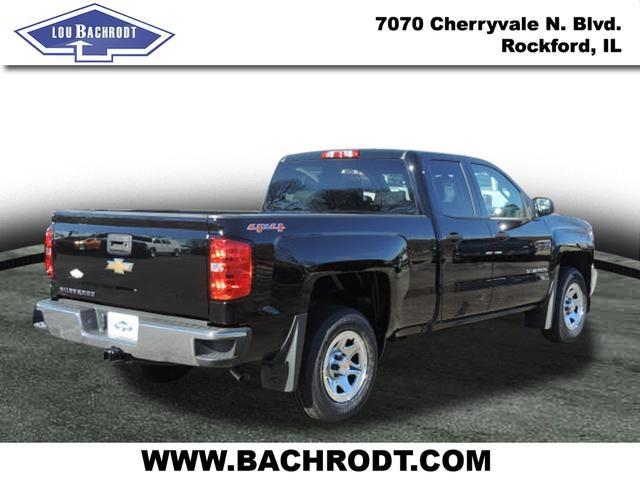 2017 Silverado 1500 Double Cab 4x4, Pickup #17153 - photo 2